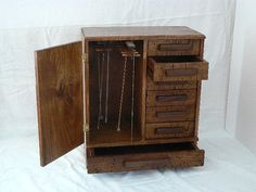 Woodworking Plans Jewelry Armoire Cabinetry Pinterest