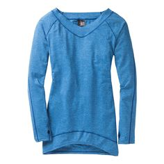 Womens Moving Comfort Gotta Love It Tunic Long Sleeve No Zip Technical Tops $69.99