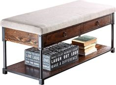 Renon Upholstered Entryway Bench