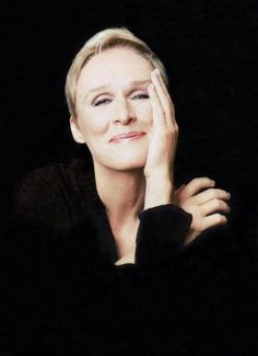 Glenn Close. Moral Re-Armament(MRA), member of Phi Beta Kappa, LGBT supporter, irreligious, had her DNA sequenced...just wow!