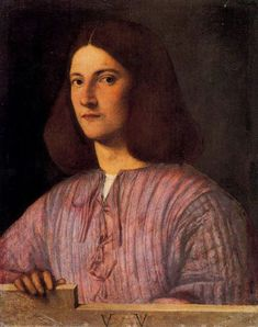 Portrait of a young Man, 1505.