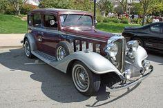 1933 Buick Sedan Street Rod