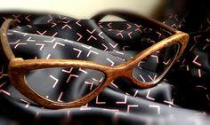 Mad scientists #wood #sunglasses