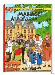 Mariage a Pledran
