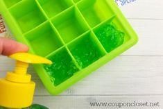 How to treat a bad sunburn- make aloe vera ice cubes to help itchy sunburns and…