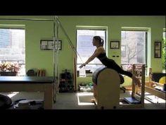 Pilates Cadillac + Ladder Barrel
