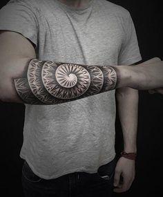 Amazing forearm tattoo for man - 110+ Awesome Forearm Tattoos
