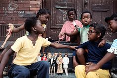 The streets of 1970s New York City: A decade of urban decay