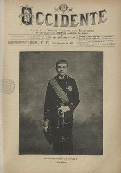 Ocidente 10 de Fevereiro de 1908