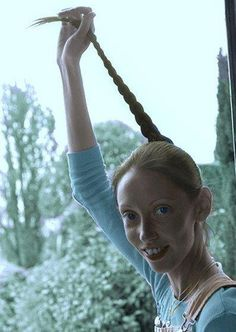 Shelley Duvall << She reminds me of Pippi Longstocking in this photo! =O