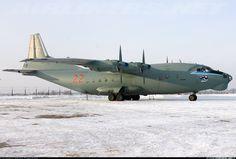 Antonov An-12BK aircraft picture