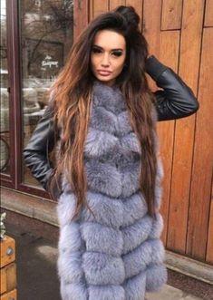 Long Hair and Fox