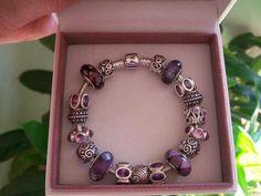 Another lovely Pandora bracelet