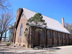 St. Paul's Peace Episcopal-Lutheran Church Las Vegas, New Mexico