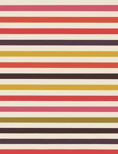 striped gift wrap