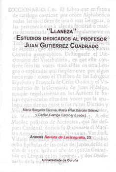 """""""Llaneza"""" : estudios dedicados al profesor Juan Gutiérrez Cuadrado / María Bargalló Escrivá, María Pilar Garcés Gómez y Cecilio Garriga Escribano (eds.)"""