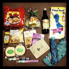 [プレゼント*2012/04/17]    長野の友達から誕生日プレゼント届いたぁ〜   いっぱぁ〜い♡     ありがとぉ〜꒰⚈้̤͡ꇴ⚈้̤͡ ॢ꒱✧
