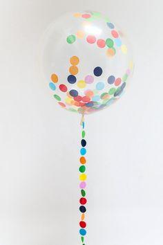 giant Confetti Ballo