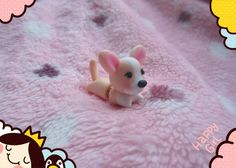 2013 free shipping fashion jewelry Handmade polymer clay dog cartoon stud earring -wholesale