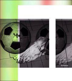 Me gusta el fútbol...