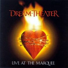 DREAM THEATER - LIVE AT THE MARQUEE-Sealed-New Record on Vinyl Track Listing - Metropolis - A Fortune In Lies - Bombay Vindaloo (Improv. Jam) - Surrounded - Another Hand - The Killing Hand - Pull Me U