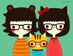 Glasses by Chidchanoke Kantarat, via Behance