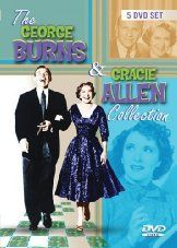 George Burns and Gracie Allen show.  I think my kids would find this amusing.  Pretty amusing!