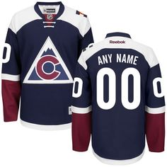 Colorado Avalanche Reebok jerseys, hoodies, tee shirts. Men's sizes S, M, L, XL, Big 2X, 3X, 4X, 5X, 6X, Tall XT, 2XT, 3XT, 4XT, 5XT, Women's plus sizes.
