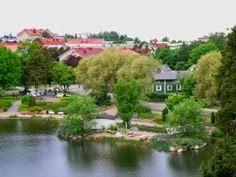 Sapokka Park....Nature...Water....