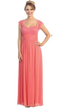 A-line Chiffon Zipper Empire Sweetheart Bridesmaid Dresses