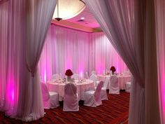 Tampa Weddings - Tampa Westshore Marriott - Ballroom