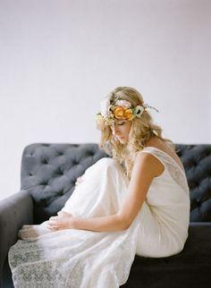 Boho Bride | Bohemian Wedding Inspiration