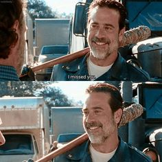 Negan is one of the biggest assholes in TV history; but dammit, he's just too charismatic to hate the guy!