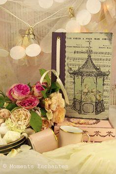 Livre d'Or ou carnet Marie Antoinette par MesPetitsPeches sur Etsy, €45.00