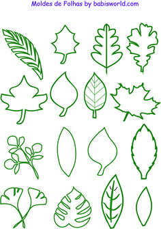 Awesome Most Popular Embroidery Patterns Ideas. Most Popular Embroidery Patterns Ideas. Leaf Template, Flower Template, Crown Template, Paper Flowers Diy, Felt Flowers, Paper Butterflies, Embroidery Patterns Free, Embroidery Designs, Leaf Patterns