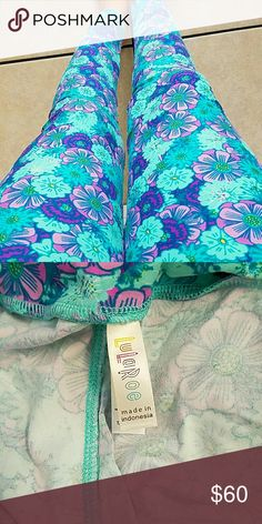 NEW TC LULAROE LEGGING Tall and curvy 12-22 legging. New with tags. Please no rude comments in my closet. If unsure about a color please ask. No trades. Open to offers. Thanks for looking:) LuLaRoe Other