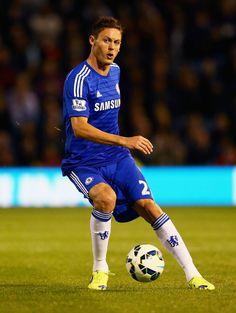 Nemanja Matic - Burnley v Chelsea, 18th August 2014