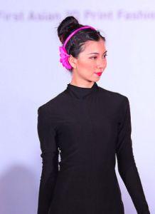 3d printed headband by Gloria Valli