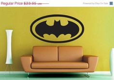 ON SALE Batman Signal - Wall Vinyl - Large from Walls of Text. Shop more products from Walls of Text on Wanelo. Batman Signal, Batman Bedroom, Batman Love, Wall Text, Wall Decals, Wall Vinyl, House Inside, Nerd Geek, Indie Brands