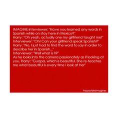 imagine harry styles | Tumblr ❤ liked on Polyvore
