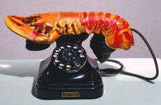"Salvador Dali,"" Téléphone-Homard"", 1936"
