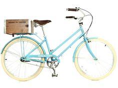 Brooklyn cruiser, Brooklyn -- love this bike!
