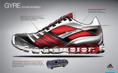 Adidas Megabounce on Behance