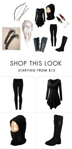 """Holly"" by chibitesla on Polyvore featuring Wolford, Seirus and West Blvd"