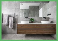 Minimalistisches Badezimmer Apartment id: . - Minimalist Bathroom Apartment id:… Minimalistisches Badezimmer-Apartment id: 9764767403 Grey Bathroom Tiles, Laundry In Bathroom, Bathroom Layout, Small Bathroom, Master Bathrooms, Vanity Bathroom, Modern Bathroom Vanities, Colorful Bathroom, Tub Tile