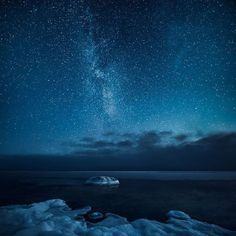 The Most Beautiful Night Sky Photography by Mikko Lagerstedt — Photography Office Night Photography, Fine Art Photography, Landscape Photography, Auras, Beautiful Sky, Beautiful World, Naturally Beautiful, Ciel Nocturne, Night Photos