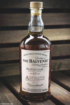 "bexsonn: "" The #Balvenie 17yo Peated Cask Single Malt Scotch Whisky Tasting Notes """