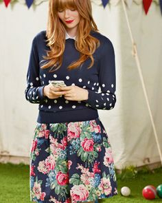 Cath Kidston - Big, bold, beautiful. Make a statement with our new classic.