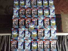 36 packs Pokemon XY PRIMAL CLASH Trading Cards NEW Booster Packs ~ Toys ~ SLEEVE #Nintendo