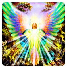 You are surrounded by loving and supportive Angels, who are helping you change your life in beautiful ways. ^i^ ❤ ^i^